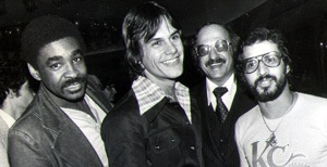 George McCrae and KC (KC + Sunshine Band)