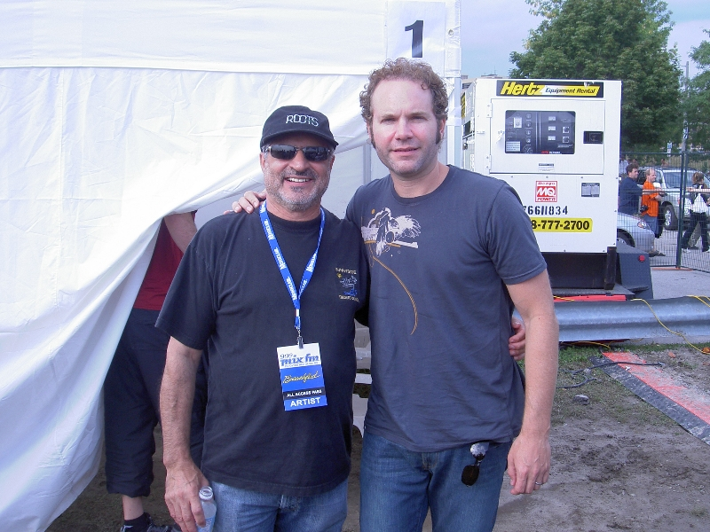 "John Ondrasik of ""Five For Fighting\"""